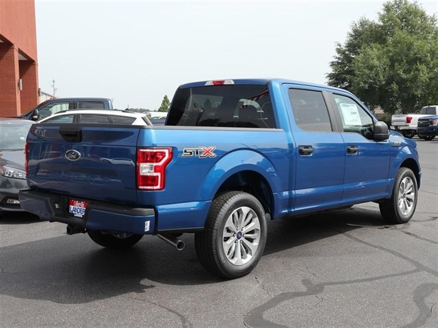 2018 F-150 SuperCrew Cab 4x2,  Pickup #18T1408 - photo 2