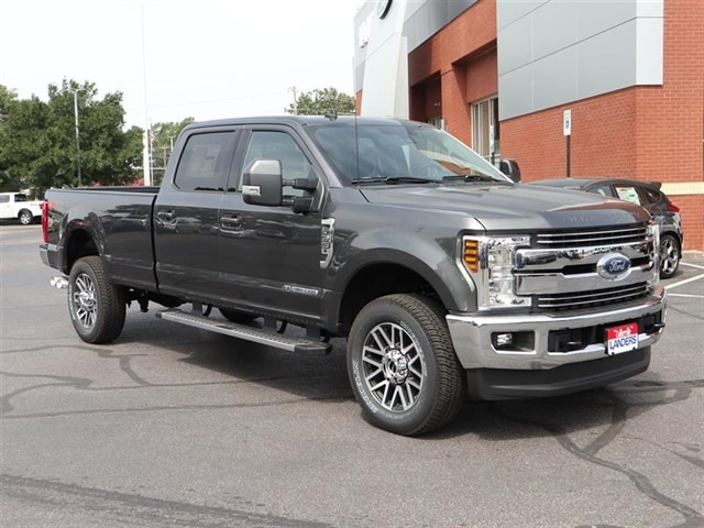 2019 F-350 Crew Cab 4x4,  Pickup #18T1420 - photo 3