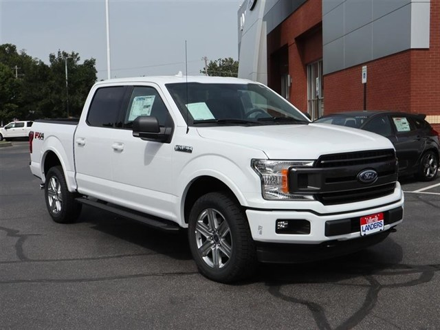 2018 F-150 SuperCrew Cab 4x4,  Pickup #18T1438 - photo 3