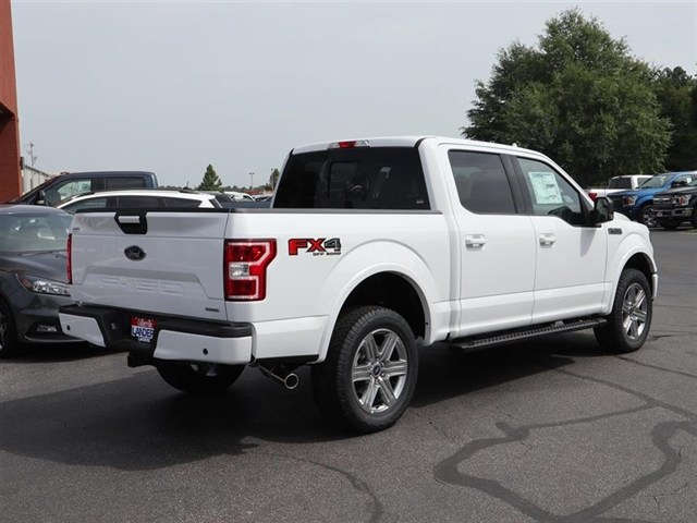 2018 F-150 SuperCrew Cab 4x4,  Pickup #18T1438 - photo 2