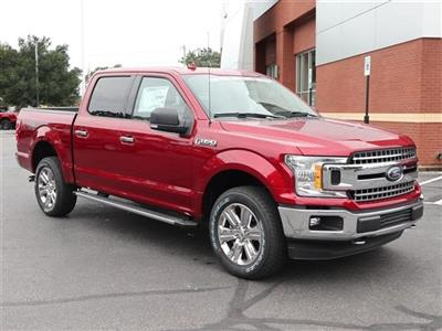 2018 F-150 SuperCrew Cab 4x4,  Pickup #18T1462 - photo 3