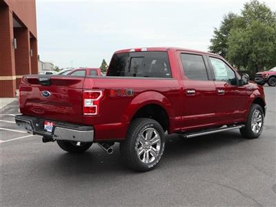 2018 F-150 SuperCrew Cab 4x4,  Pickup #18T1462 - photo 2