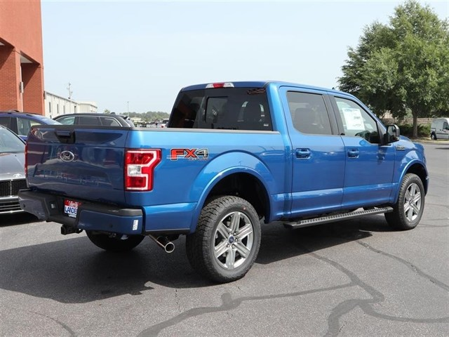 2018 F-150 SuperCrew Cab 4x4,  Pickup #18T1463 - photo 2