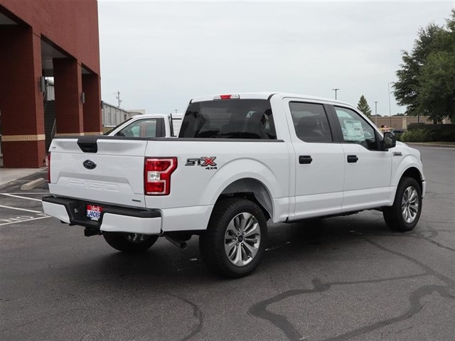 2018 F-150 SuperCrew Cab 4x4,  Pickup #18T1622 - photo 2