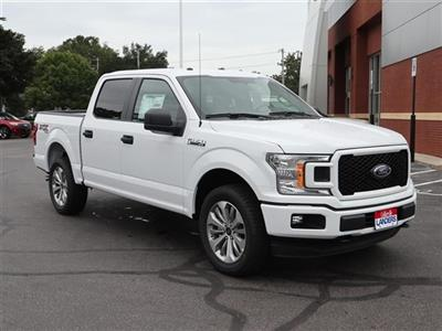 2018 F-150 SuperCrew Cab 4x4,  Pickup #18T1622 - photo 3