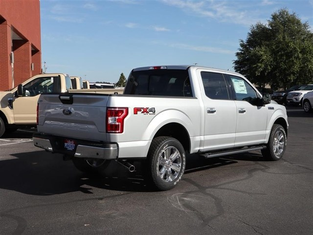 2018 F-150 SuperCrew Cab 4x4,  Pickup #18T1628 - photo 2