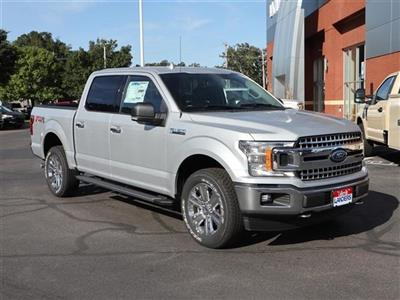 2018 F-150 SuperCrew Cab 4x4,  Pickup #18T1628 - photo 3