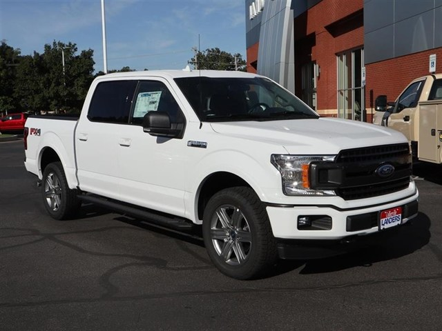 2018 F-150 SuperCrew Cab 4x4,  Pickup #18T1629 - photo 3