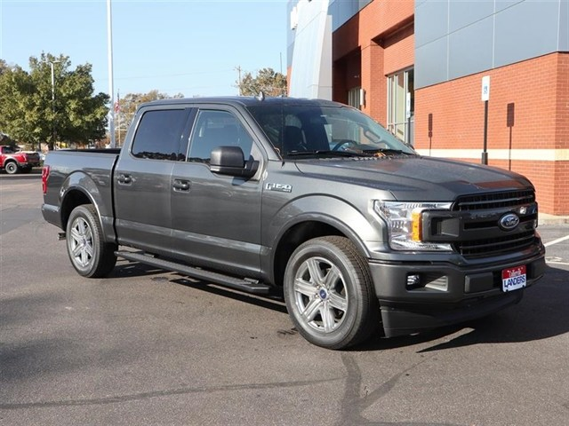 2018 F-150 SuperCrew Cab 4x2,  Pickup #18T1645 - photo 3