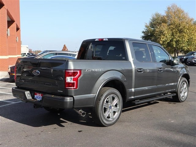 2018 F-150 SuperCrew Cab 4x2,  Pickup #18T1645 - photo 2