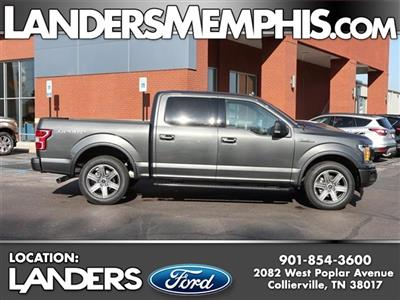2018 F-150 SuperCrew Cab 4x2,  Pickup #18T1645 - photo 1