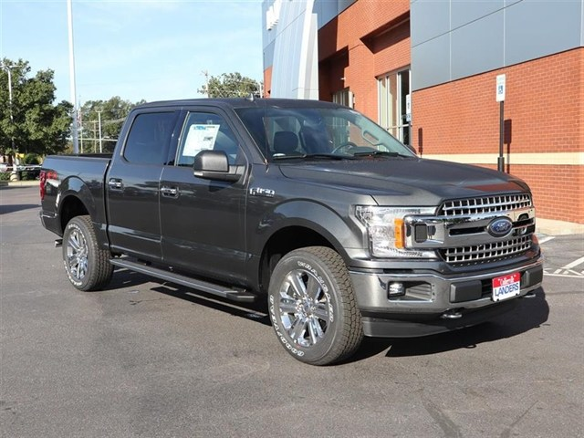 2018 F-150 SuperCrew Cab 4x4,  Pickup #18T1673 - photo 3