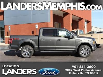 2018 F-150 SuperCrew Cab 4x4,  Pickup #18T1673 - photo 1