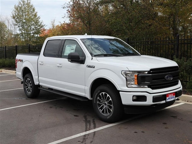 2018 F-150 SuperCrew Cab 4x4,  Pickup #18T1712 - photo 3
