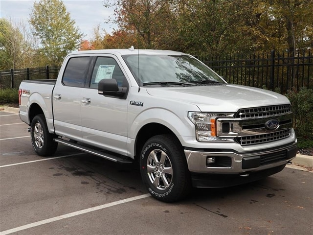 2018 F-150 SuperCrew Cab 4x4,  Pickup #18T1737 - photo 3