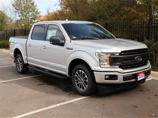 2018 F-150 SuperCrew Cab 4x2,  Pickup #18T1756 - photo 3
