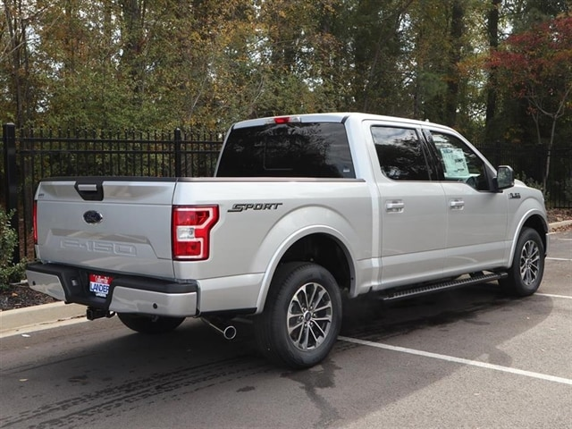 2018 F-150 SuperCrew Cab 4x2,  Pickup #18T1756 - photo 2