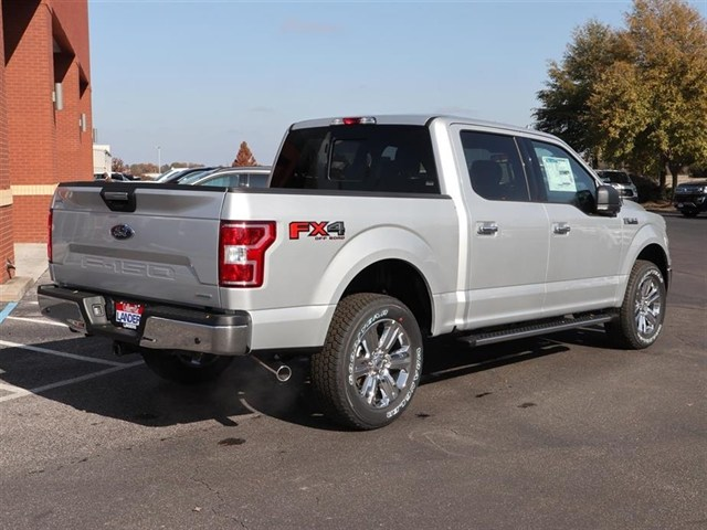 2018 F-150 SuperCrew Cab 4x4,  Pickup #18T1760 - photo 2