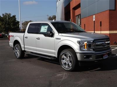 2018 F-150 SuperCrew Cab 4x4,  Pickup #18T1760 - photo 3