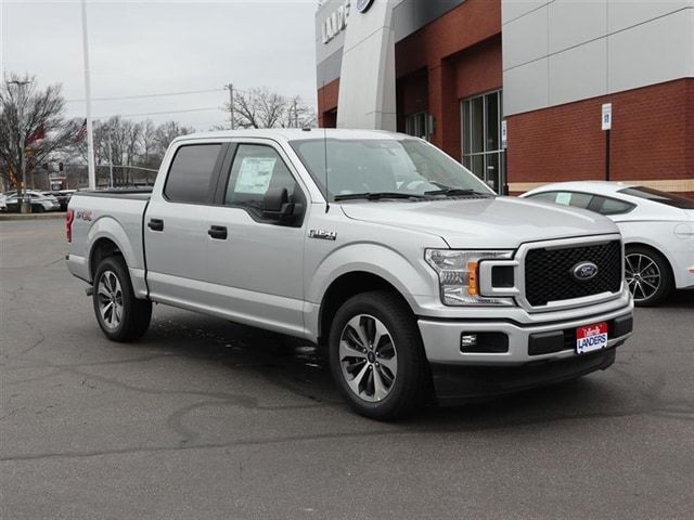 2019 F-150 SuperCrew Cab 4x2,  Pickup #19T0238 - photo 3
