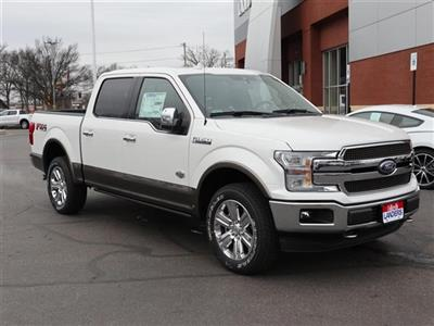 2019 F-150 SuperCrew Cab 4x4,  Pickup #19T0291 - photo 3