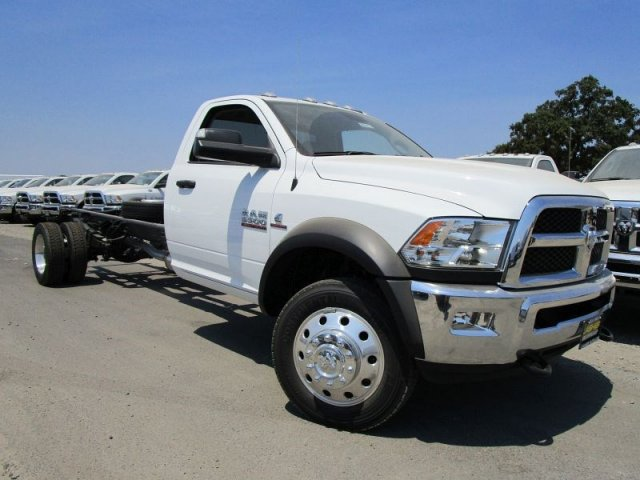 2017 Ram 5500 Regular Cab DRW 4x2,  Cab Chassis #28541D - photo 1