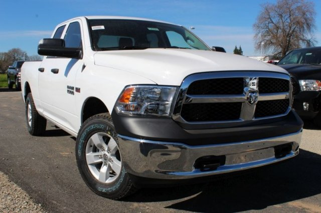 2018 Ram 1500 Quad Cab 4x4,  Pickup #52092D - photo 1