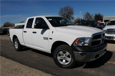2018 Ram 1500 Quad Cab 4x4,  Pickup #52092D - photo 3