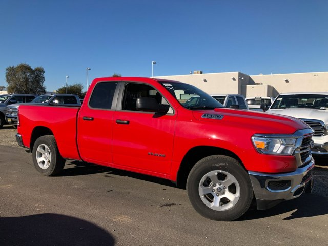 2019 Ram 1500 Quad Cab 4x2,  Pickup #53374D - photo 2