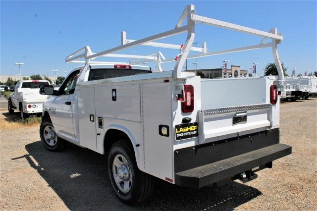 2018 Ram 2500 Regular Cab 4x2,  Knapheide Service Body #53658D - photo 2