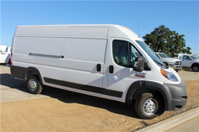 2018 ProMaster 3500 High Roof FWD,  Empty Cargo Van #53679D - photo 3
