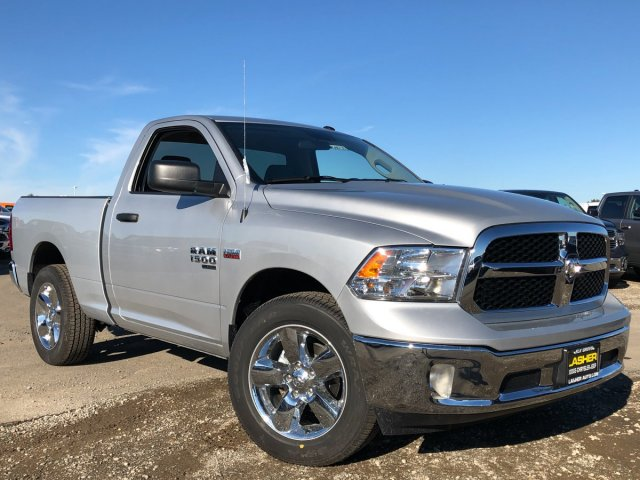 2019 Ram 1500 Regular Cab 4x4,  Pickup #54673D - photo 1