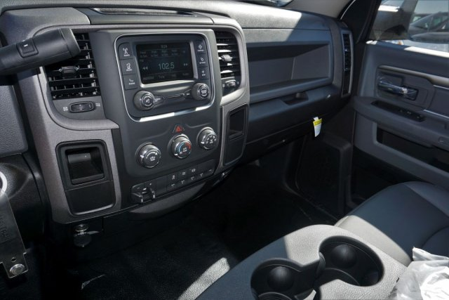 2018 Ram 5500 Regular Cab DRW 4x2,  Scelzi Platform Body #54917D - photo 10