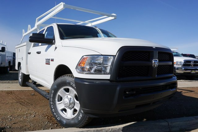 2018 Ram 2500 Crew Cab 4x2,  Royal Contractor Body #54958D - photo 1