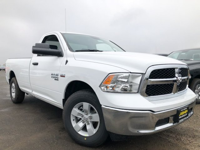 2019 Ram 1500 Regular Cab 4x2,  Pickup #55040D - photo 1