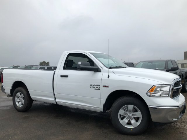 2019 Ram 1500 Regular Cab 4x2,  Pickup #55040D - photo 3