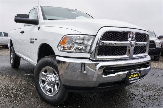 2018 Ram 3500 Regular Cab 4x4,  Pickup #55364D - photo 1
