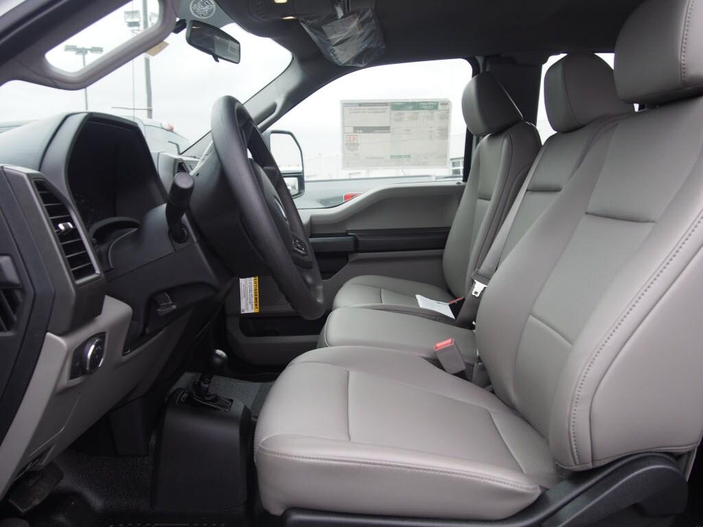2019 Ford F-550 Super Cab DRW 4x4, Reading Marauder Dump Body #10096T - photo 7