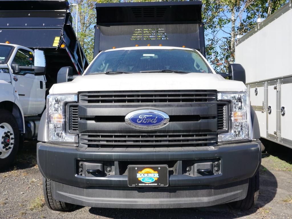 2019 Ford F-550 Super Cab DRW 4x4, Reading Marauder Dump Body #10096T - photo 3