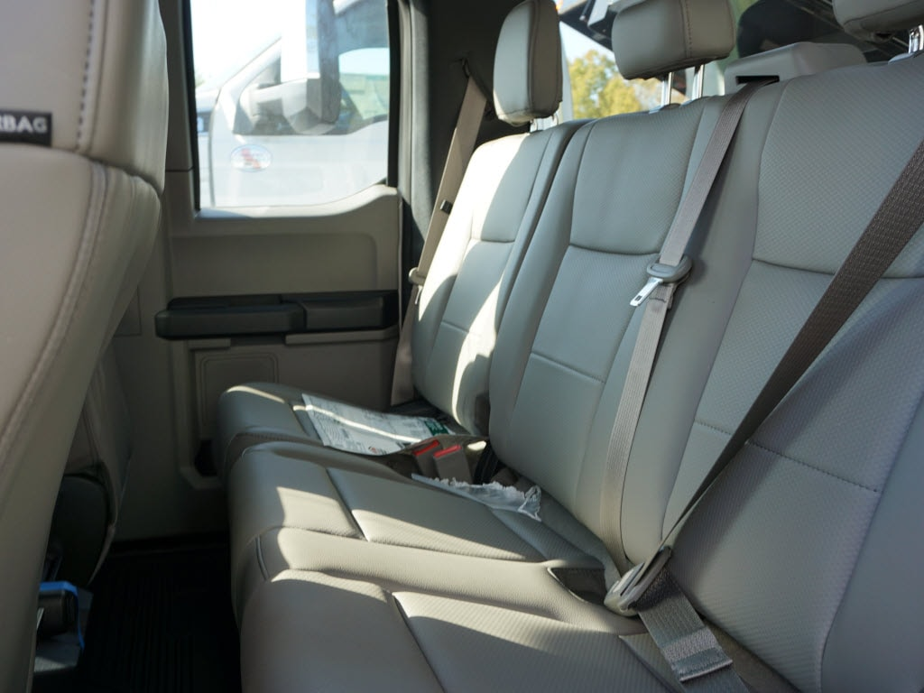 2019 Ford F-550 Super Cab DRW 4x4, Reading Marauder Dump Body #10096T - photo 11