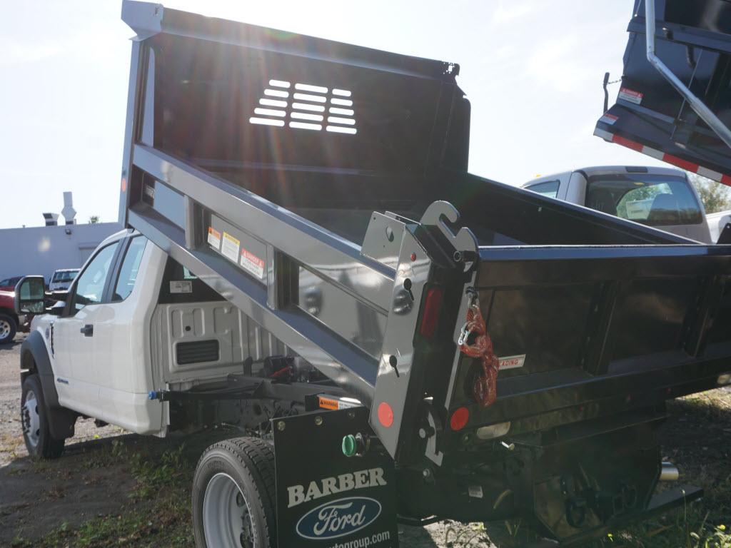 2019 Ford F-550 Super Cab DRW 4x4, Reading Marauder Dump Body #10096T - photo 2
