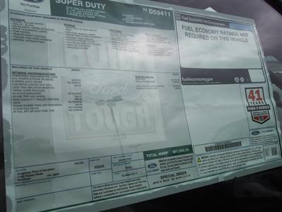 2019 Ford F-550 Super Cab DRW 4x4, Reading Marauder Dump Body #10096T - photo 12