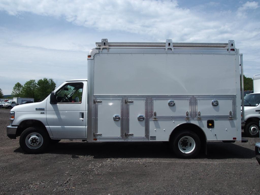 2019 E-350 4x2, Dejana DuraCube Max Service Utility Van #10142T - photo 3