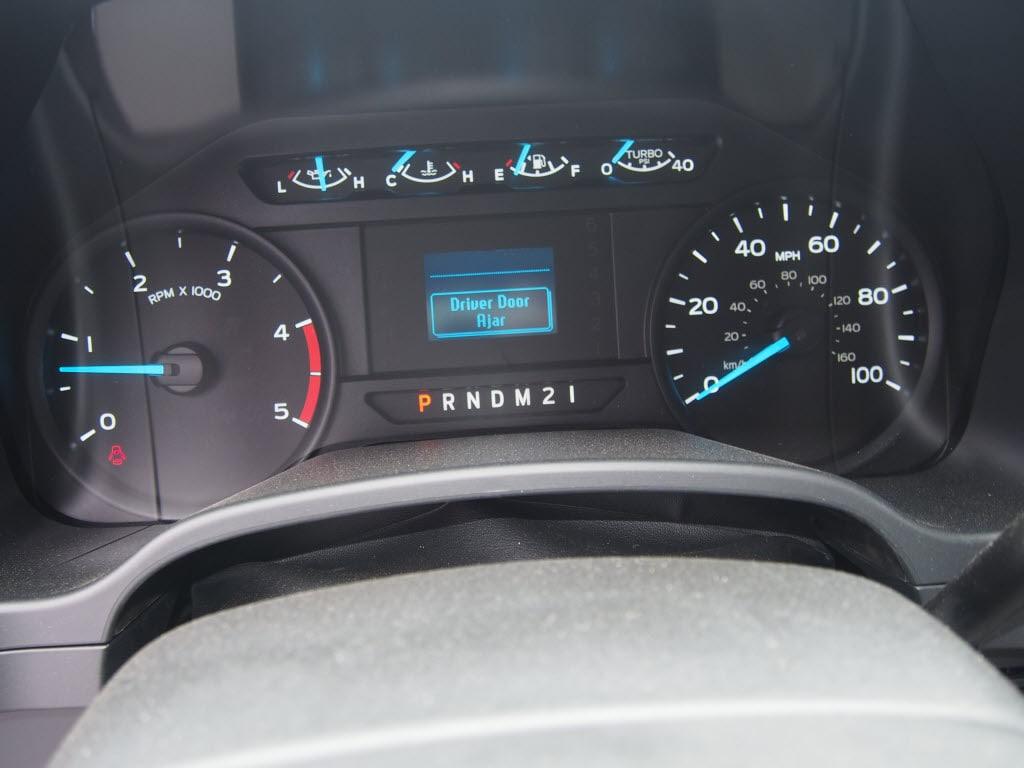 2019 F-550 Regular Cab DRW 4x4, Switch N Go Drop Box Hooklift Body #10155T - photo 13