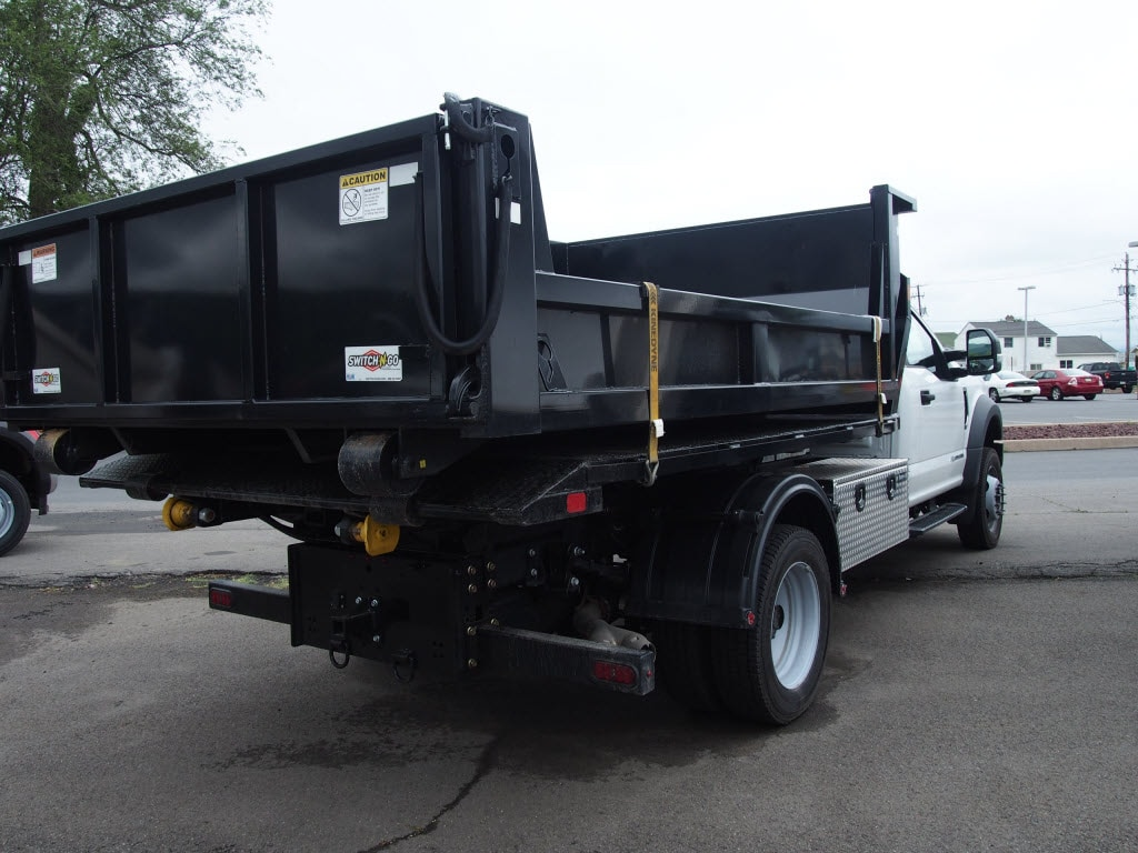2019 F-550 Regular Cab DRW 4x4, Switch N Go Hooklift Body #10155T - photo 1