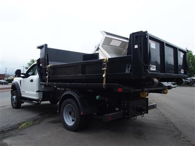 2019 F-550 Regular Cab DRW 4x4, Switch N Go Drop Box Hooklift Body #10155T - photo 6