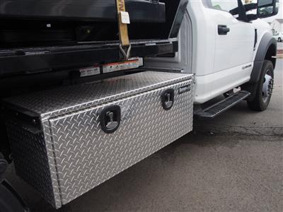 2019 F-550 Regular Cab DRW 4x4, Switch N Go Drop Box Hooklift Body #10155T - photo 8