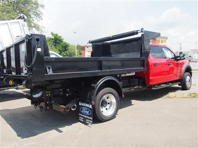 2019 Ford F-550 Crew Cab DRW 4x4, Switch N Go Dump Body #10159T - photo 2
