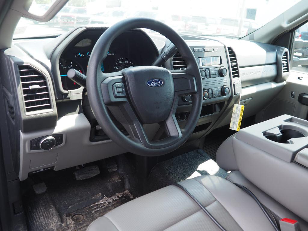 2019 Ford F-550 Regular Cab DRW 4x4, Reading Marauder Dump Body #10193T - photo 9