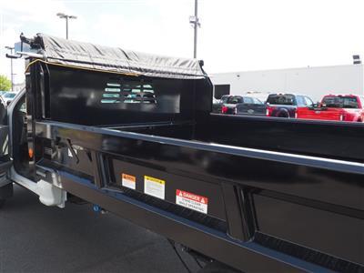 2019 Ford F-550 Regular Cab DRW 4x4, Reading Marauder Dump Body #10193T - photo 11